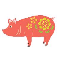 Гороскоп на 2021 год для женщины-Свиньи