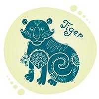 Характеристика знака Тигр