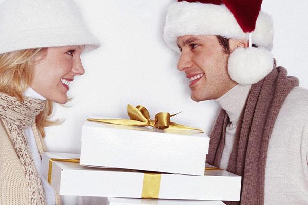 Дорогие подарки любимому на Новый год