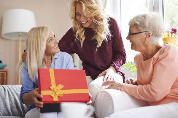 Подарки для свекрови
