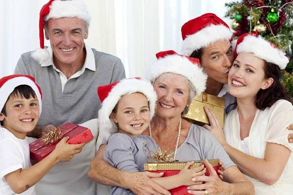 Подарки для свёкра и свекрови на Новый год