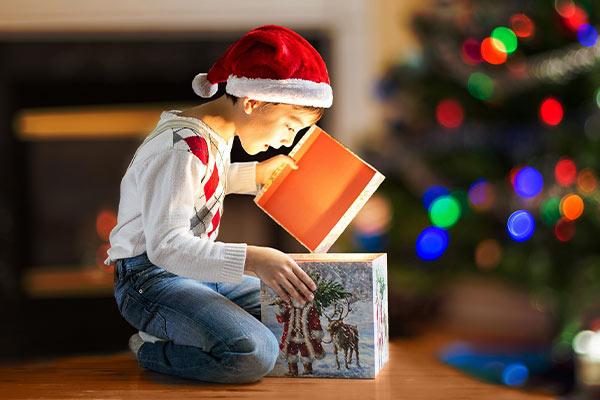 Подарки мальчику подростку на Новый год