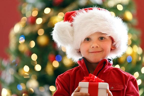 Подарок для мальчика-детсадовца на Новый год