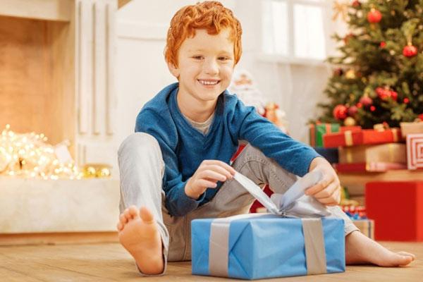Подарок мальчику-школьнику на Новый год