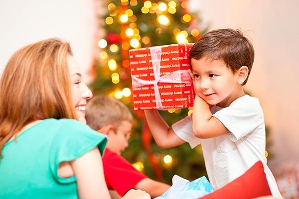 Подарок ребенку от 5 до 9 лет на Новый год