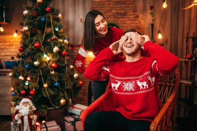 Неожиданные подарки мужу на Новый год