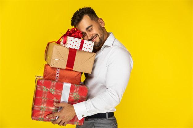 Подарки мужу на Новый год со статусом