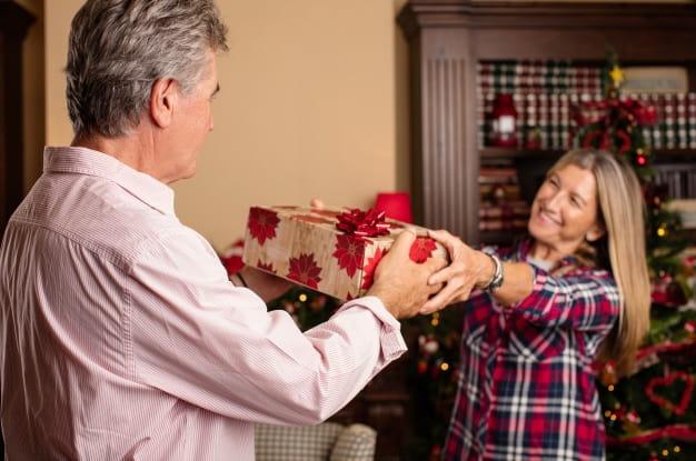 Подарок мужу на Новый год с заботой о здоровье