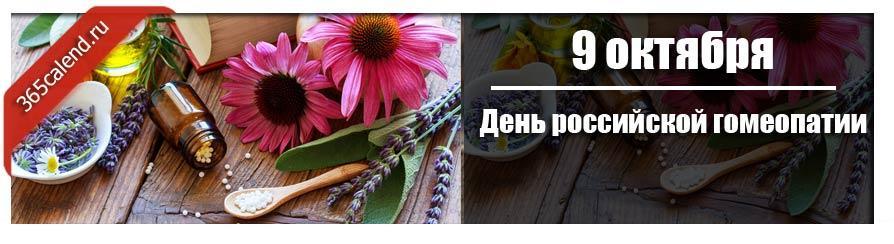 День российской гомеопатии