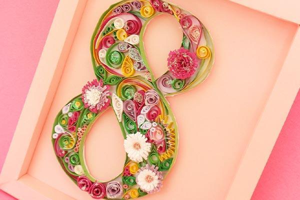 Подарок своими руками девочкам 5, 6, 7, 8 класса на 8 марта