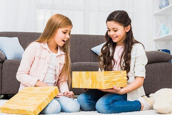 Презенты юным хозяюшкам на 12 лет