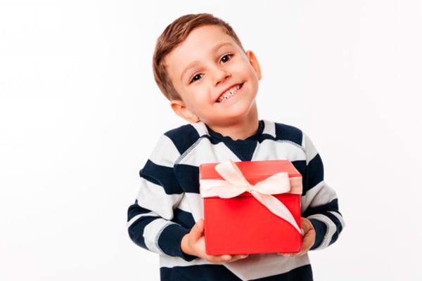 Подарки для дошкольника (4-7 лет) на день рождения
