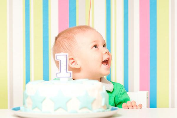 Подарки для малыша (1-3 года) на день рождения