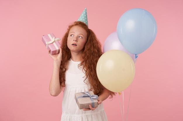 Подарок девочке на день рождения
