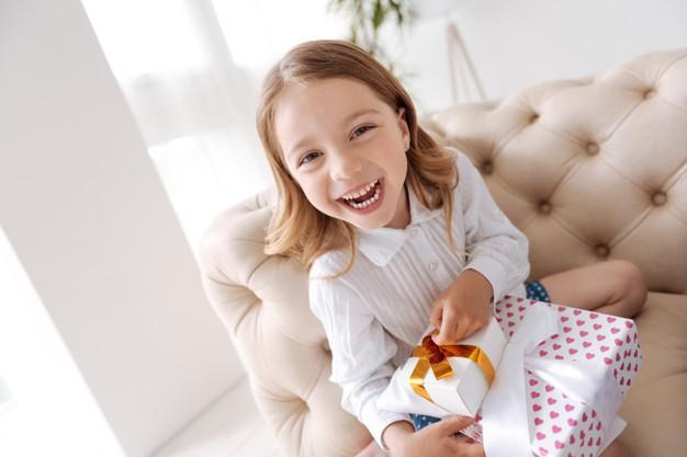 Дорогие подарки девочке на 7 лет