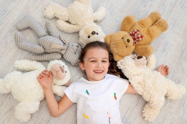 Игрушки девочке на 6 лет