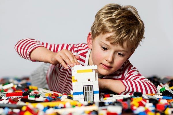 Конструктор мальчику на 7 лет