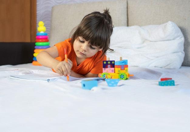 Развивающие игры ребенку на 3 года