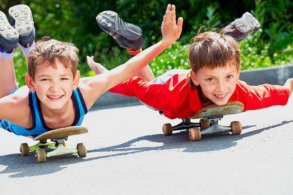 Скейтборд мальчику на 7 лет