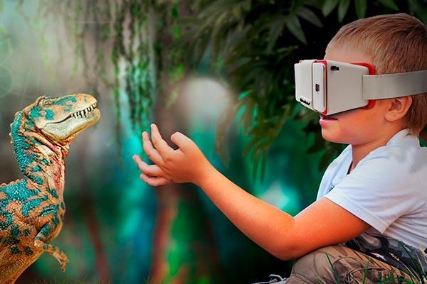 VR-очки в подарок мальчику на 7 лет