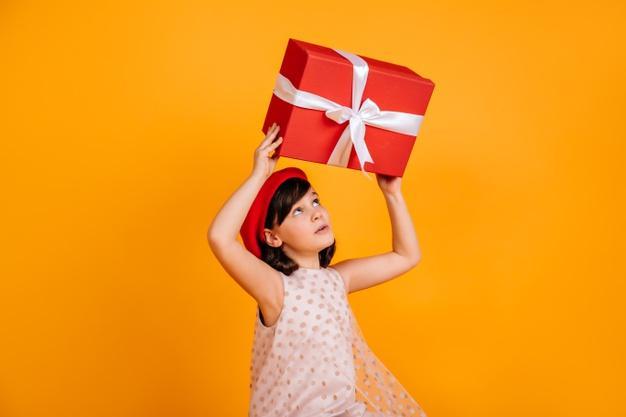 Впечатления и эмоции в подарок девочке на 9 лет